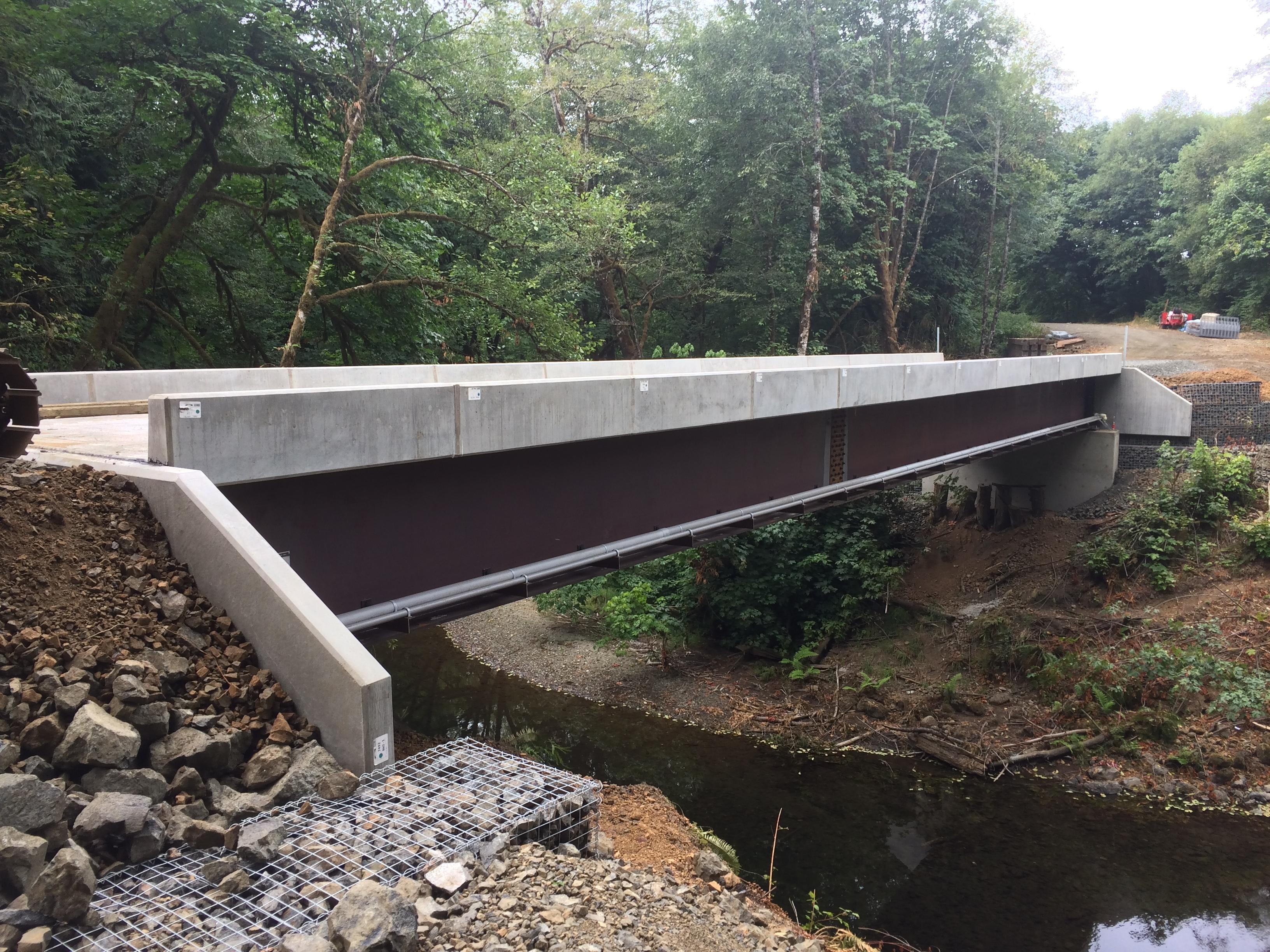 Weyerhaeuser Pe Ell Division – Forks Creek A-Line #1 - Rapid