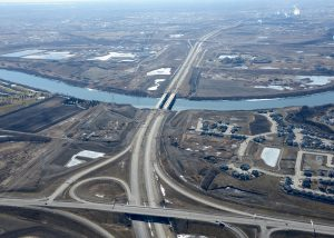 Northeast Anthony Henday Bridge - project by Rapid-Span