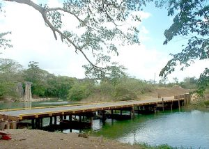 Structural Steel design, fabrication, and shipping for bridge construction in Belize - Rapid-Span