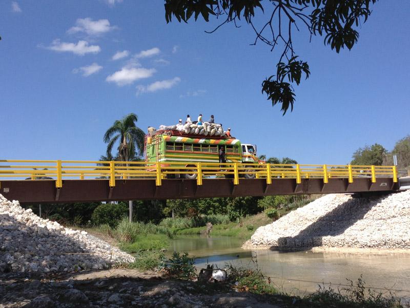 Donation Bridge Haiti