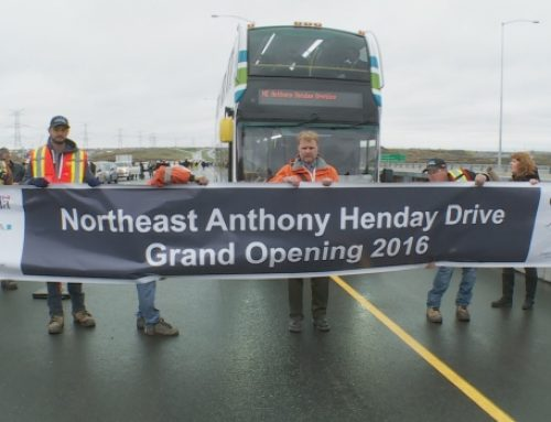 Edmonton's Anthony Henday Drive Opens Completing Ring Road