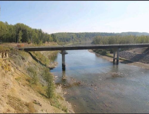 McLeod River Bridge