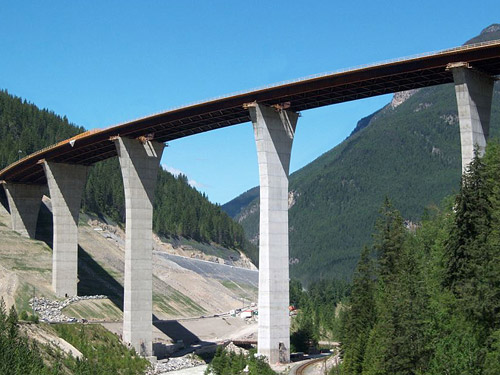 Highway Bridge Construction Projects