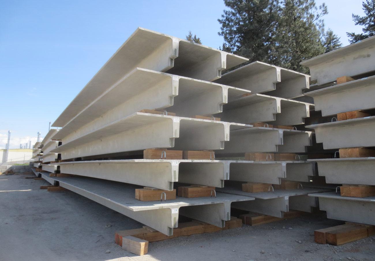 precast concrete girder fabrication