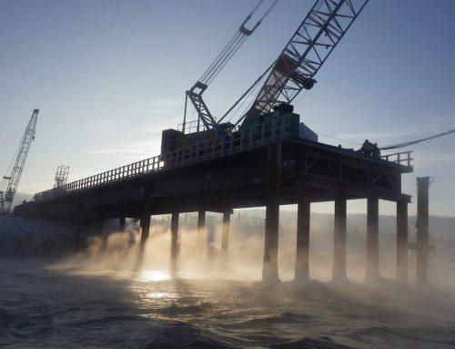 Peace River Bridge – Site C Project