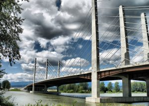 Pitt River Bridge Construction - Rapid-Span