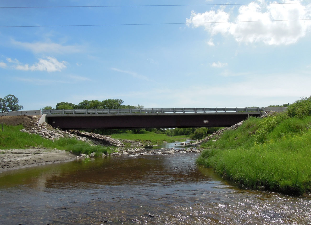 Snake Hill Bridge Design-Build Manitoba, Canada - Rapid-Span