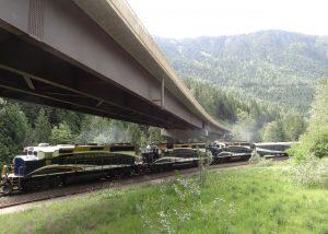 Woods Overhead Railway Overpass - Rapid-Span